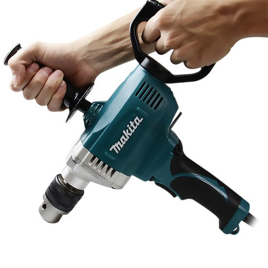 "Furadeira Com Mandril 5/8"" 220v 750w Ds5000 Makita  - Rei da Borracha"