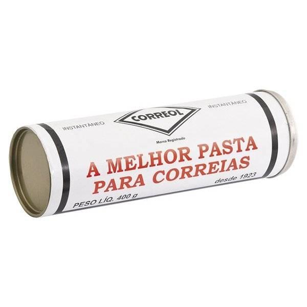 Pasta Antiderrapante Para Correias 400Gr Correol  - Rei da Borracha