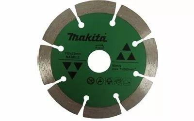 Disco Diamantado Segmentado 105mm Makita D-44367  - Rei da Borracha