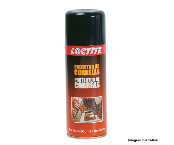 Protetor de Correias SF7808 Loctite  - Rei da Borracha