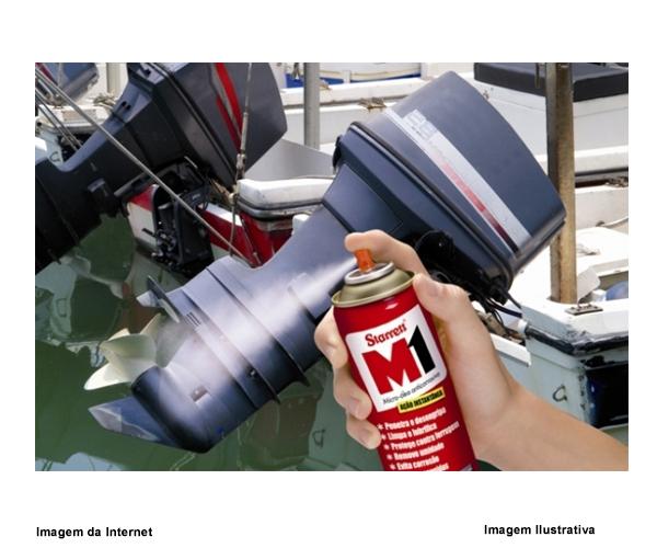 Micro-Oleo Starrett Anticorrosivo Aerosol 300ml  - Rei da Borracha