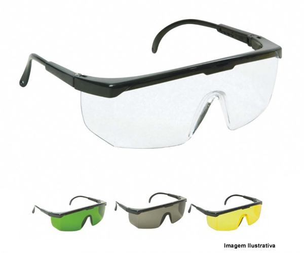 Óculos de Segurança Carbografite Spectra 2000  - Rei da Borracha