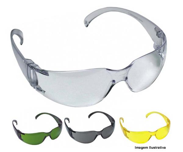 Óculos de Segurança Super Vision  - Rei da Borracha