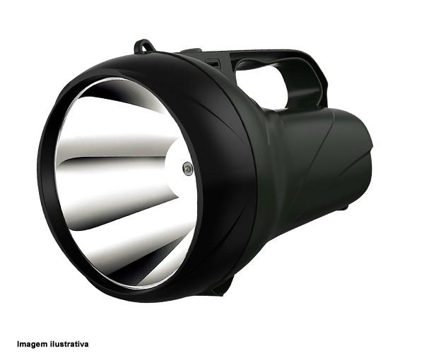 Lanterna De Led Com Brilho Ajustável Recarregável Bivolt Yg-5710 Nsbao  - Rei da Borracha