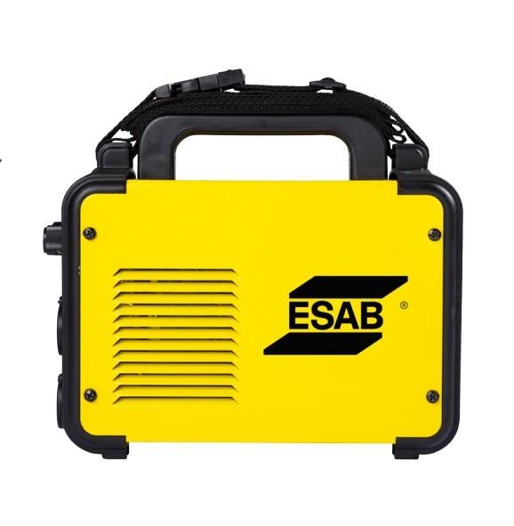 Máquina De Solda Inversor Handyarc 140i 220v 50/60hz Esab  - Rei da Borracha