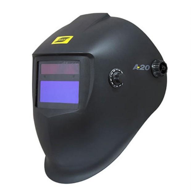 Máscara de Solda Esab Automática A-20  - Rei da Borracha