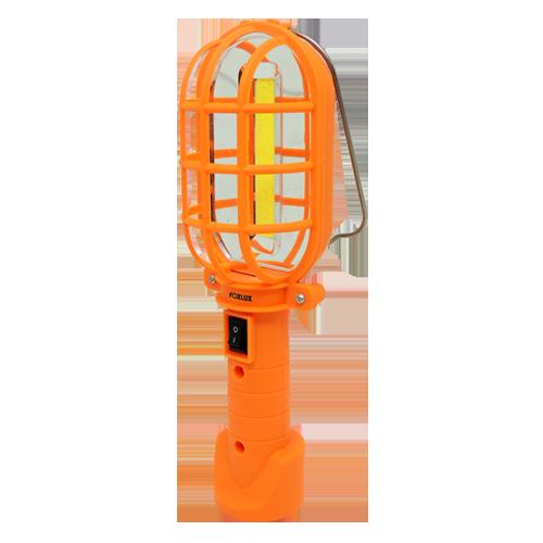 Pendente LED Para Mecânico Foxlux 3w Base com Imã   - Rei da Borracha