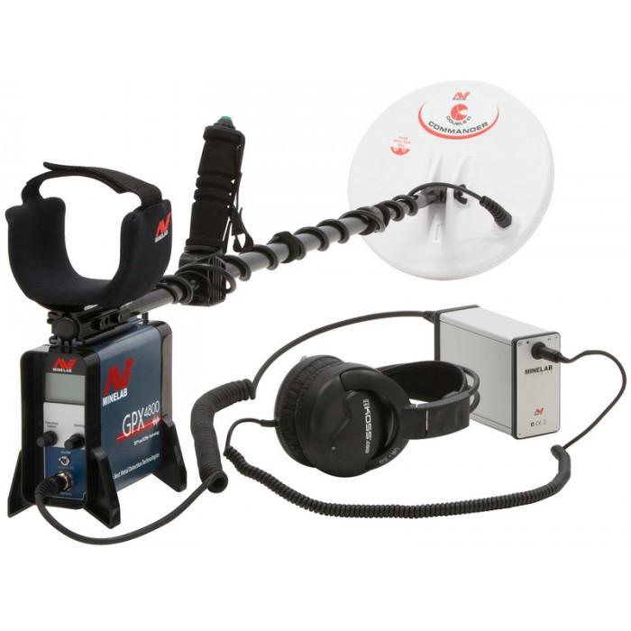 Detector de Metais Minelab GPX 4800