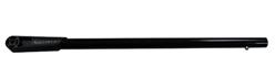 Haste inferior preta Minelab para série X-TERRA*  - Fortuna Detectores de Metais