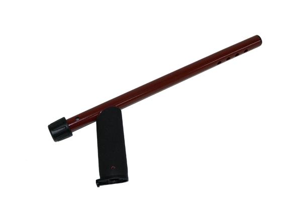 Haste superior vermelha Minelab para série X-TERRA  - Fortuna Detectores de Metais