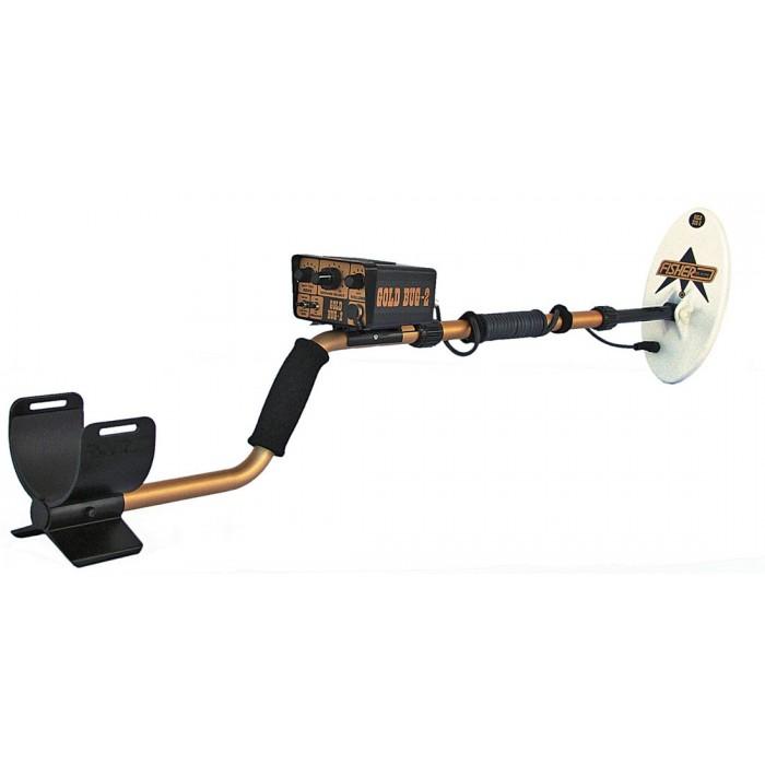 Detector de Metais Fisher Gold Bug 2 com Bobina de 5x10  - Fortuna Detectores de Metais