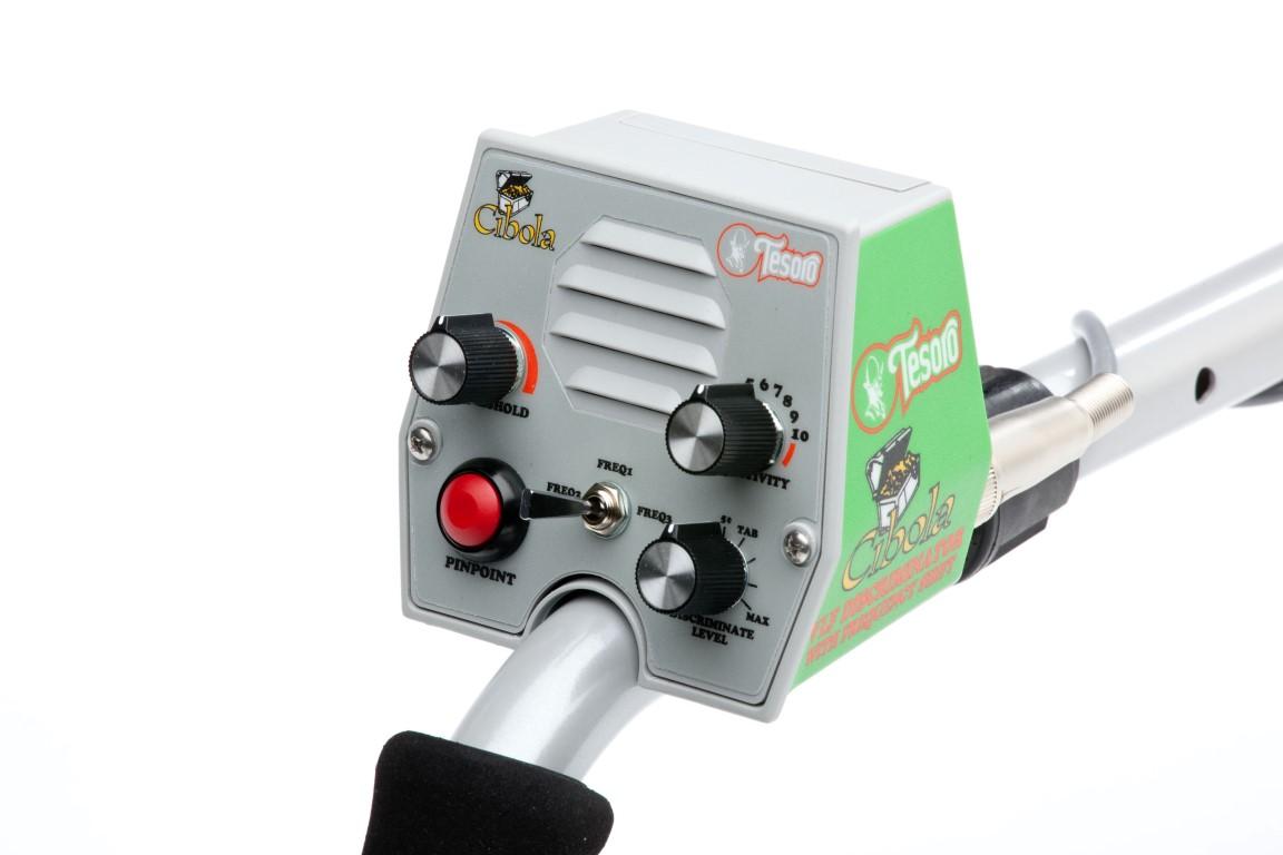 Detector de Metais Tesoro Cibola  - Fortuna Detectores de Metais