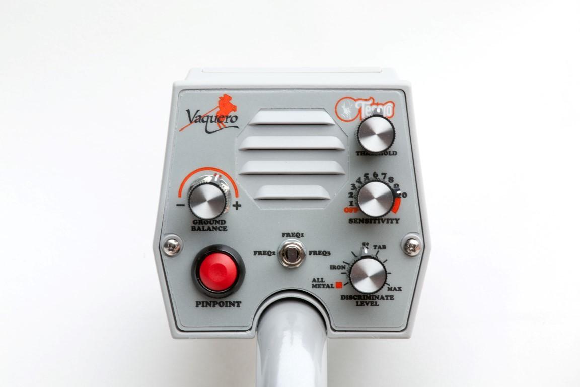 Detector de Metais Tesoro Vaquero  - Fortuna Detectores de Metais