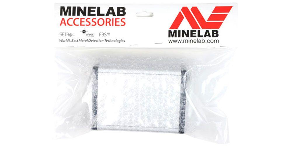 Bateria de íons de lítio Minelab para detectores de metais da série GPX  - Fortuna Detectores de Metais