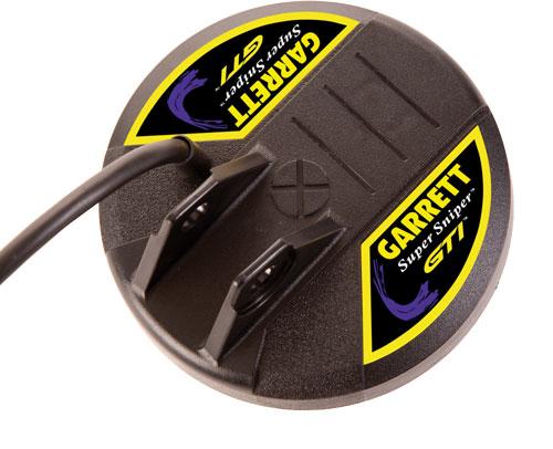 "Bobina Garrett 4,5"" (11,43cm) Super Sniper para GTI 2500  - Fortuna Detectores de Metais"