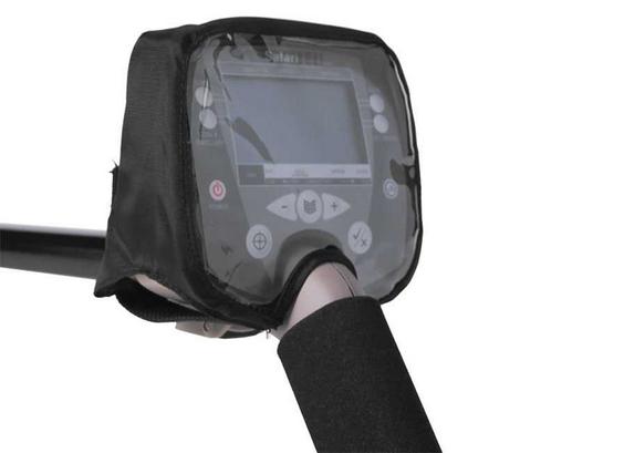 Capa de Proteção Ambiental para Minelab Safari, E-Trac, Explorer e Quattro (Apenas Painel)  - Fortuna Detectores de Metais