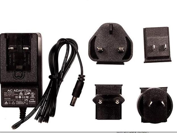 Carregador Minelab de Baterias Bivolt para  CTX 3030
