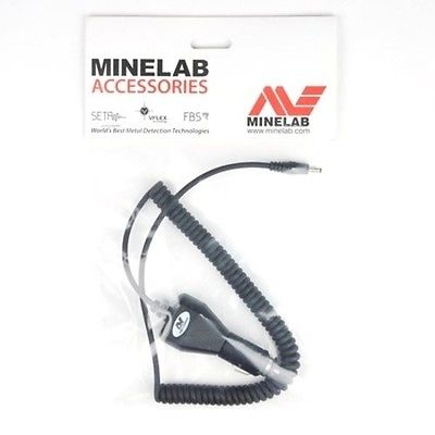 Carregador veicular de baterias Minelab de NiMH para Eureka Gold, Safari, Explorer, E-TRAC e Sovereign  - Fortuna Detectores de Metais