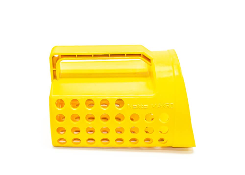 Concha de Mão (Hand Scoop) Plástico Nokta | Makro  - Fortuna Detectores de Metais