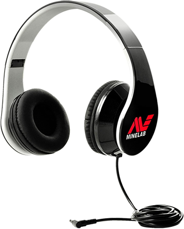 Fones de Ouvido Com Fio Minelab