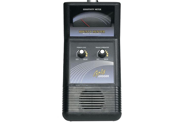 Detector de Metais Bounty Hunter Gold Digger  - Fortuna Detectores de Metais