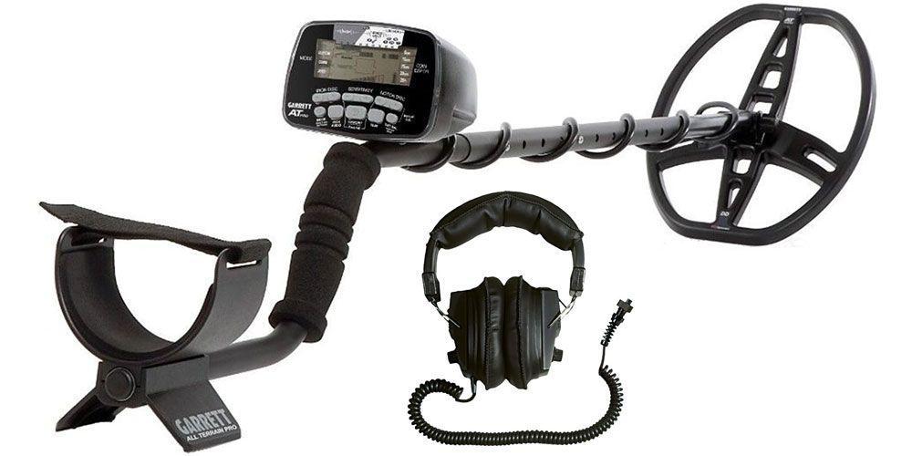 Detector de Metais Garrett AT Pro International <u>Usado</u>