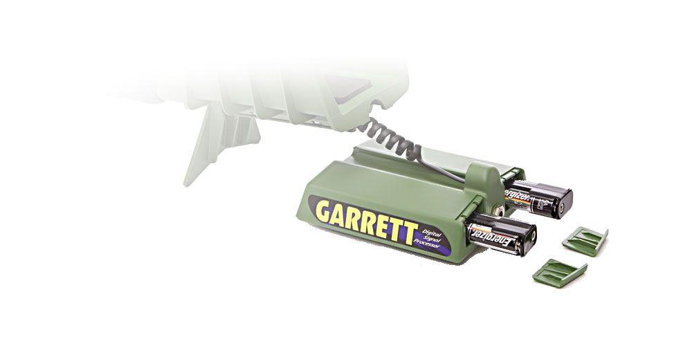 Detector de Metais Garrett GTI 2500  - Fortuna Detectores de Metais