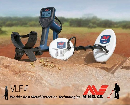 Detector de Metais Minelab Gold Monster 1000 - Fortuna Detectores de Metais