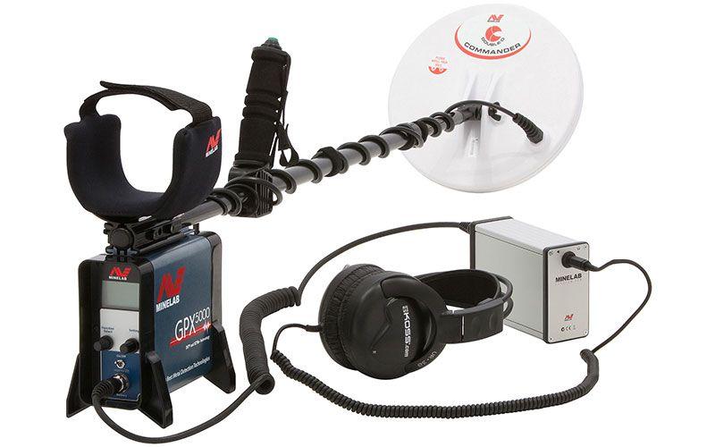 Detector de Metais Minelab GPX 5000