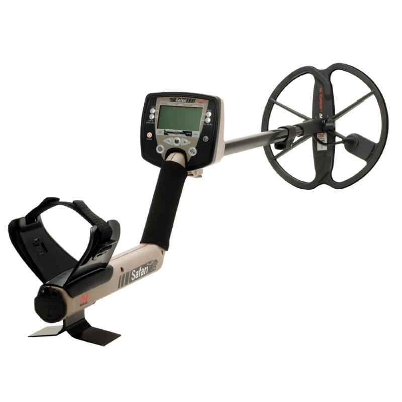 Detector de Metais Minelab Safari