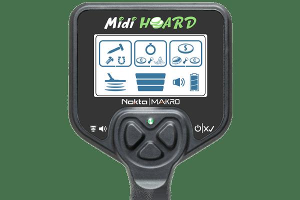 Detector de Metais Nokta | Makro Midi Hoard