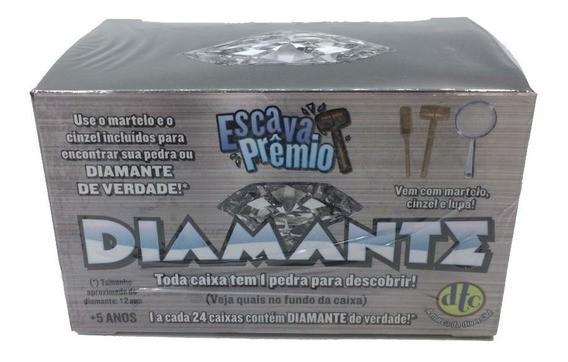Escava Prêmio DTC - Diamante