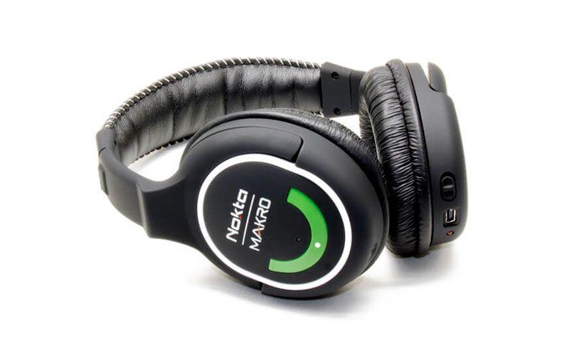 Fones de ouvido sem fio de 2,4 GHz Nokta|Makro