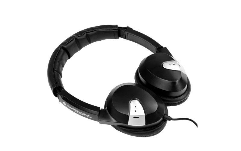 Fones de ouvido White