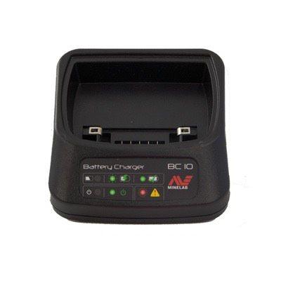 Kit  Carregador Minelab de Baterias BC 10