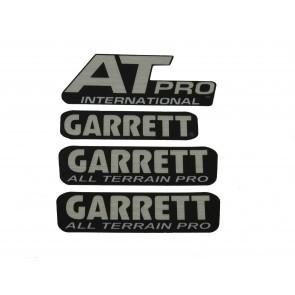 Kit de adesivos Garrett AT PRO