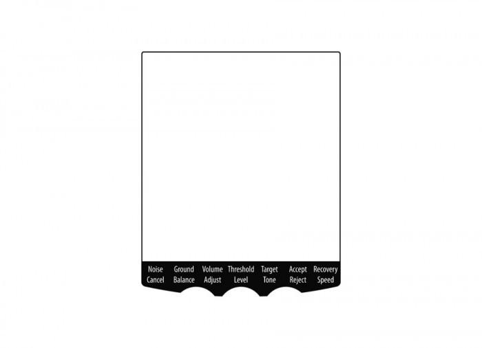 Kit Protetor de Tela Minelab para Equinox