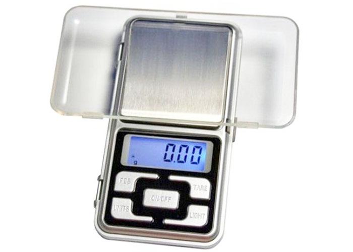 Mini balança de precisão de 0,1g - PESA DE 0,5G Á 500G  - Fortuna Detectores de Metais