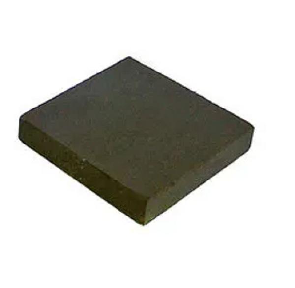 Pedra para teste de ouro e prata  - Fortuna Detectores de Metais