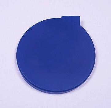 """Protetor de Bobina Minelab Azul de 8"""" para SDC 2300  - Fortuna Detectores de Metais"""