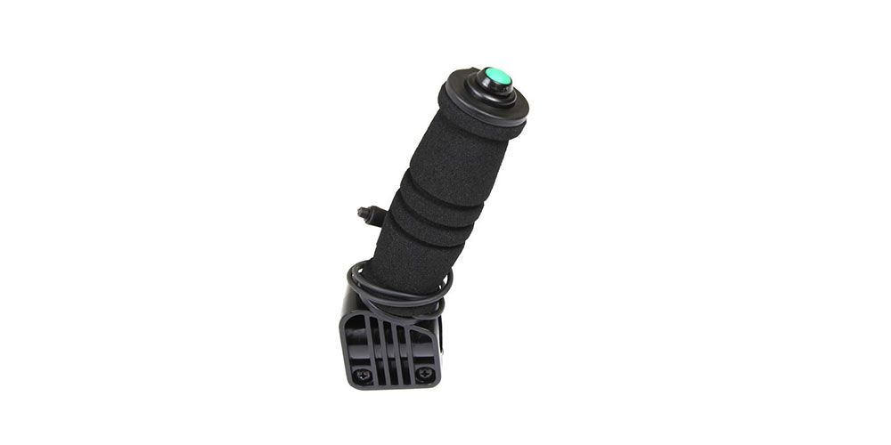 Punho/Cabo com botão Minelab para série GPX