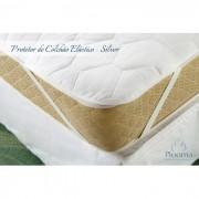 Capa protetora Para Colchão Silver com Elástico Normal - Plooma