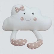 Almofada de Nuvem com pernas