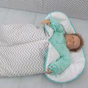 Saco de dormir para bebes chevron