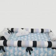 Kit para cama montessouriana