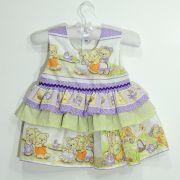 Vestido Lili 2 saias