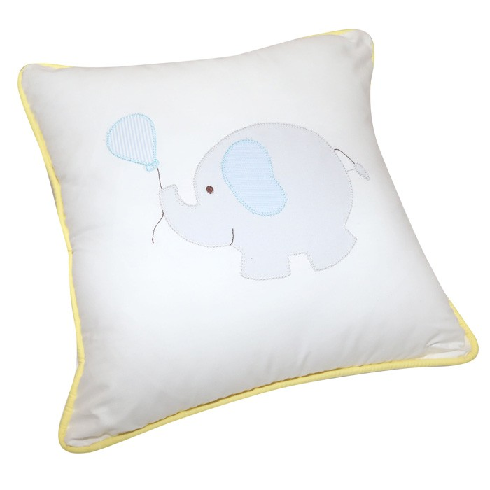 Almofada Elefante Lele   - Gatinhando Quarto dos Sonhos