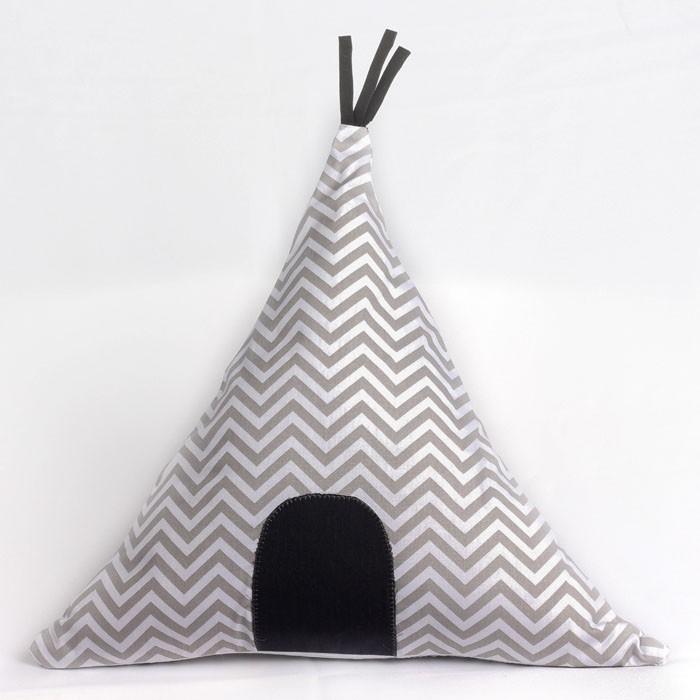 Almofada de Cabana  - Gatinhando Quarto dos Sonhos