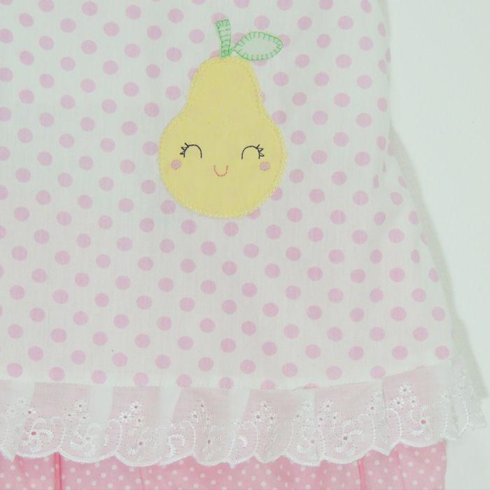 Conjunto Pera amarela   - Gatinhando Quarto dos Sonhos