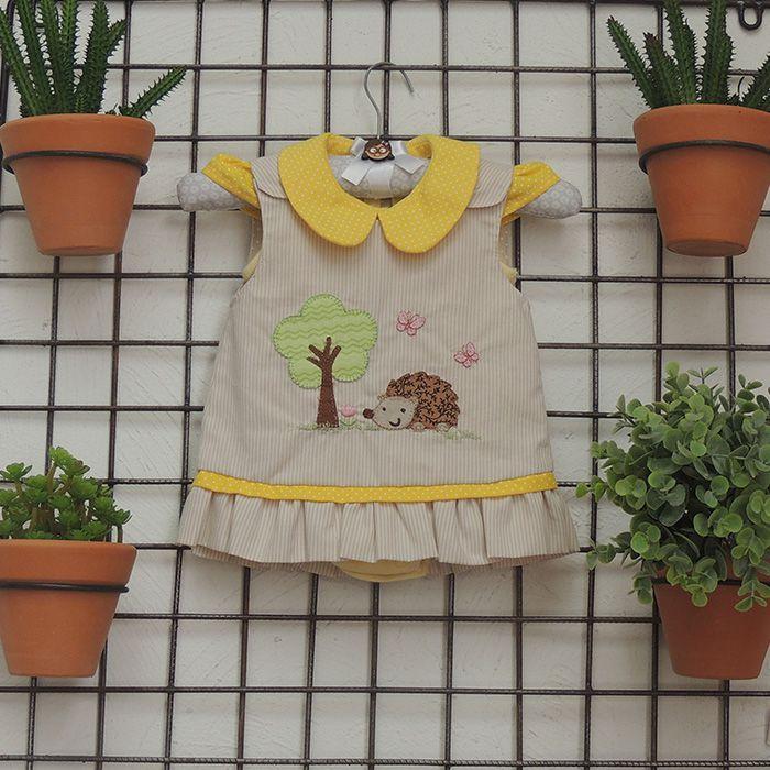 Jardineira Juju   - Gatinhando Quarto dos Sonhos